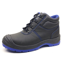 HS2015 cheap pvc injection safety work shoes