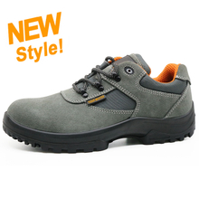 ENS024 Oil acid resistant anti static steel toe european safety shoes boots