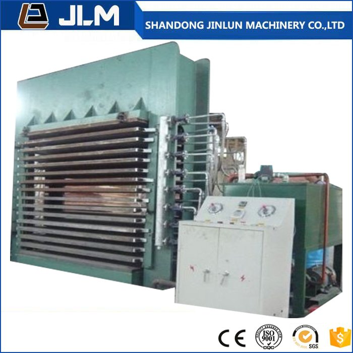 Multi-Layer Hot Press Machine for Plywood Production Line