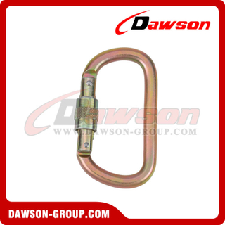 High Tensile Steel Alloy Steel Carabiner DS-YIC014S