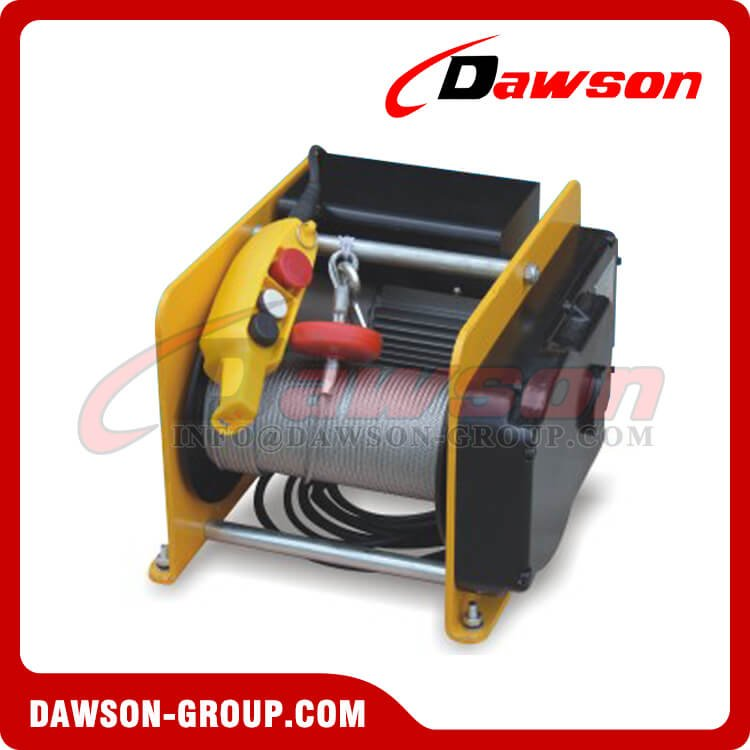 250-500kg Electric Wire Rope Windlass, AC Electric Windlass - China ...