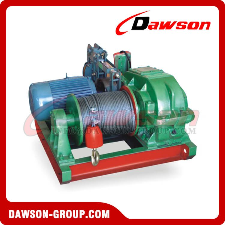1-10Ton Fast Building Electric Windlass Series for Lifting, Crane ...