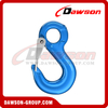 G100 / Grade 100 Eye Sling Hook with Latch for Chain Slings