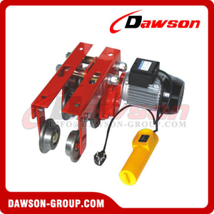 DS-TD1A Mini Electric Trolley Series, Electric Hoist Trolley