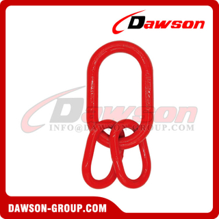 G80 / Grade 80 Master Link Assembly for Crane Lifting Chain Slings