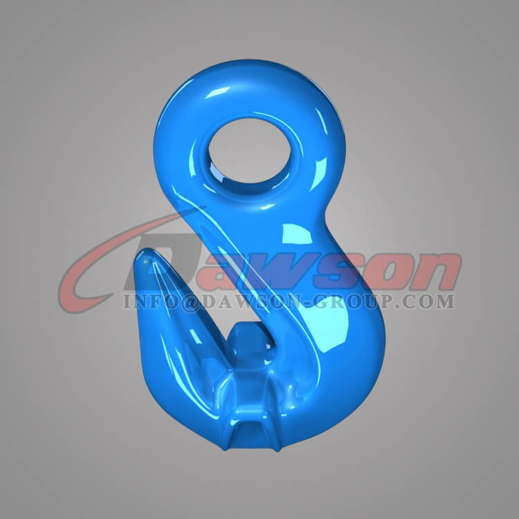 G100 Eye Shortening Cradle Grab Hook with Wings, Grade 100 Forged Alloy Steel Eye Hook - Dawson Group Ltd. - China Factory, Supplier
