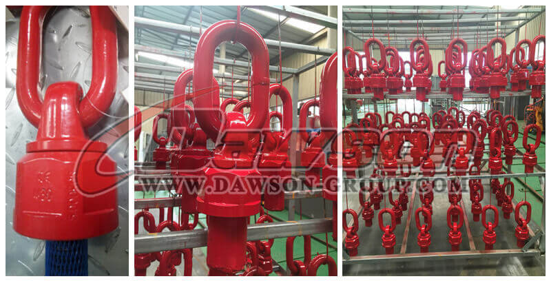 Grade 80 Swivel Hoist Ring