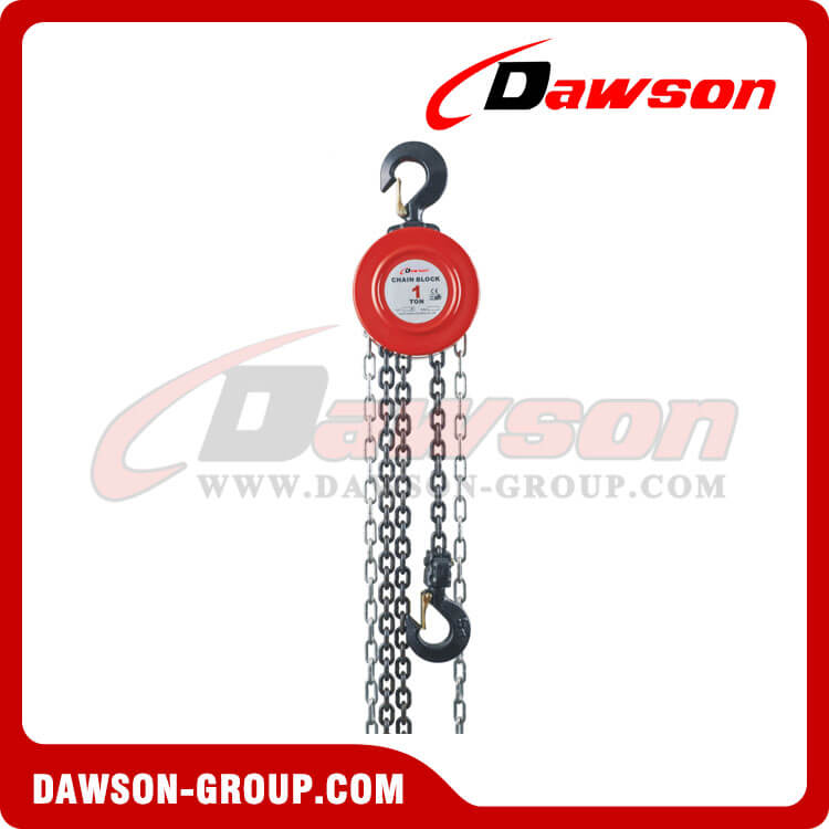 DS-HSZ-B Series 0.5T - 20T Chain Block for Mines