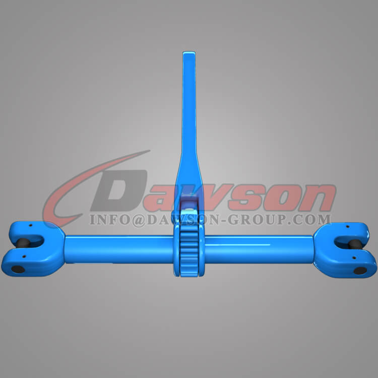 Grade 100 Forged Steel Clevis Type Ratchet Load Binder for Lashing - Dawson Group Ltd. - China Manufacturer