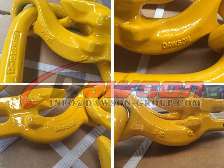 G100 Forged Master Link with Grab Hook - Dawson Group Ltd. - China Manufacturer