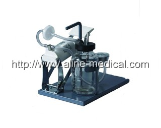 Pedal Suction Apparatus
