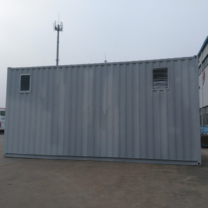 Oil/Gas Fired Steam Mobile Container Boiler