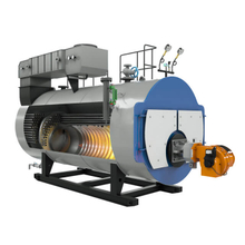 Oil/Gas Fired Steam Boiler With Fully Automatic Control System