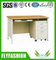wooden school furniture teacher desk with drawers( SF-07T)