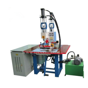 5KW Double Heads High Frequency Welding Machine for PVC