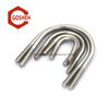 m10 stainless steel u bolts for boat trailers