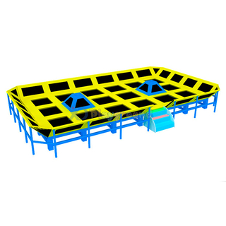 Customized Entertainment Equipment Trampoline Jump Park