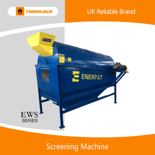 Wood Shaving Screening Machine
