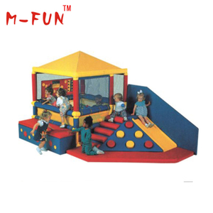Soft Play climb combination toy