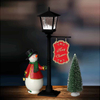 China Supplier for Snowing Lamp with Snowman for Christmas Decoration 2018