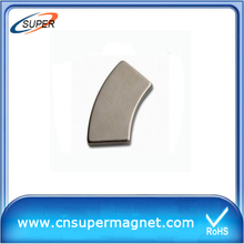 Sintered N38 Neodymium magnetic tile