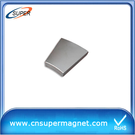 2015 Newest China Arc NdFeB magnet supplier