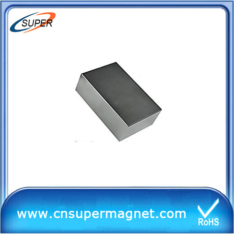 Industrial 50*30*13mm Sintered NdFeB Block Magnet
