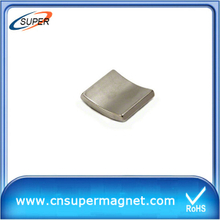 Sintered Neodymium magnetic arc