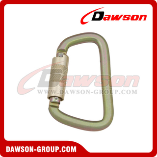 High Tensile Steel Alloy Steel Carabiner DS-YIC003D