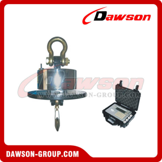 DS-CS15 Heat-Proof Wireless Type Crane Scale
