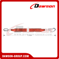 DS6108A Positioning Webbing Lanyards EN354