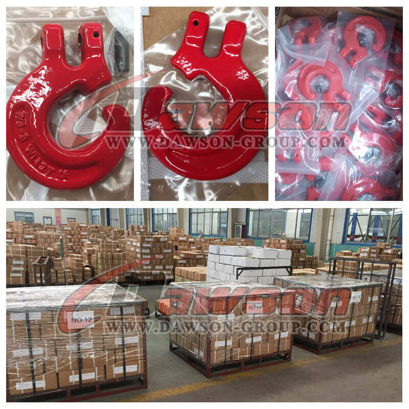 G100 Forest Hook - Grade 100 D-Shape Forestry Chain, G100 Welded Link Chain - China Manufacturer Supplier, Factory