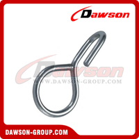 Pot Hooks Zinc Plated
