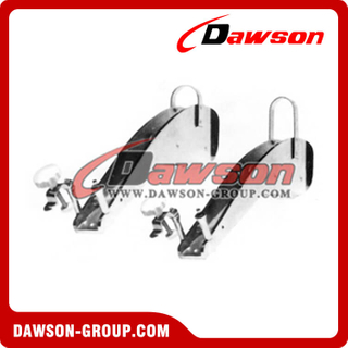 Bow Roller For Delta Anchor