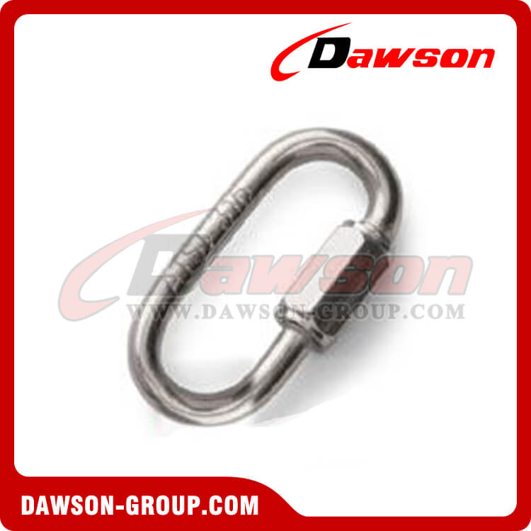 Stainless-Steel-Quick-Links - Dawson Group Ltd. - China Manufacturer, Supplier, Factory, Exporter