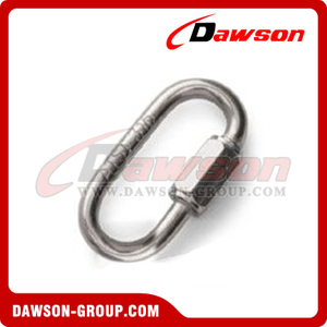 Stainless Steel Quick Links