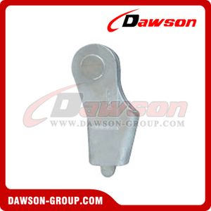 Wedge Joint, Open Wedge Socket with Bolt Nut and Safety Pin