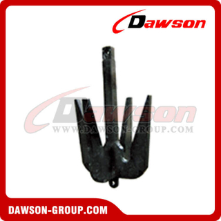 Heavy Duty Forth Claw Anchors for Boat Marine