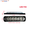 Super thin Surface Mount LED car grille strobe warning Light