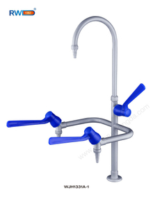 Lab Accessories, Three Way Swing Lab Faucet (WJH1331A-1)