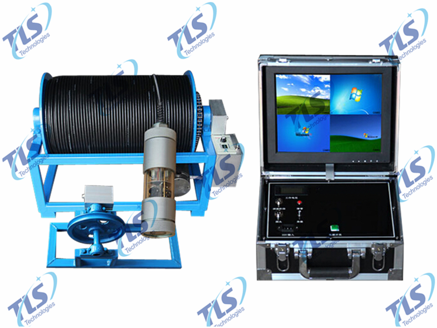 TLSS-F Borehole Inspection Camera System-1