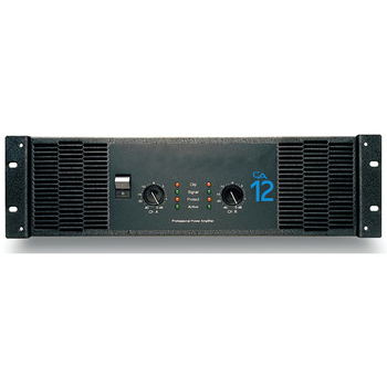 CA12 Kelas AB Power Amplifier 3400W Transformer Amplifier AC 120V