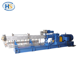 2017 New Product TSH-75B Parallel Co-rotating Twin Screw Extruder