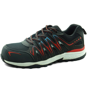 Lightweight Composite Toe Fashion Sport Safety Shoes for Work
