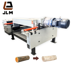 Log Debarker for Woodworking Machine
