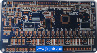 Entertainment Controller PCB