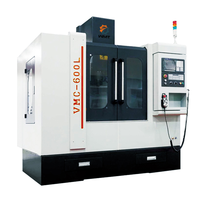 VMC600L CNC Vertical Machining Center 3 Axis Linear Guideway
