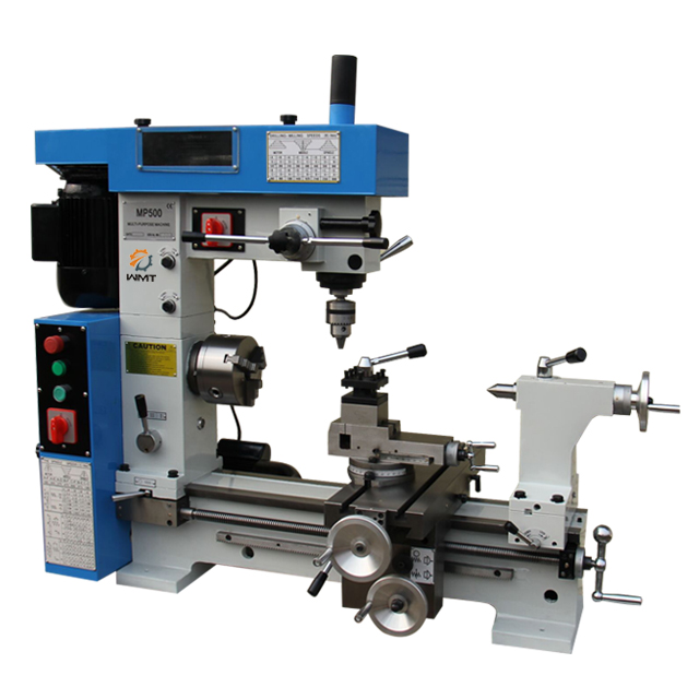 "MP500 17"" x 20"" Combo Metal Lathe With Mill Drill"