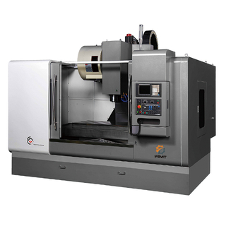 VMC1580 59''x 31 2/5''x27 1/2'' CNC Vertical Machining Center 3-Axis Linear Guidway