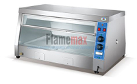 HW-4P Food Warmer Display with 4 pans from Foshan